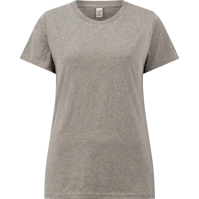 t shirt fair wear dam gra melange