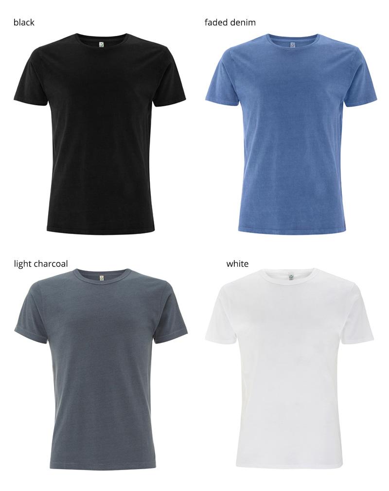 t shirt tencel EP42 farger