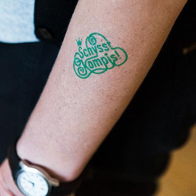tatuering schysst kompis