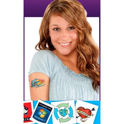 tatuering tjej