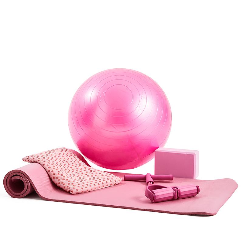 traningsset rosa 1