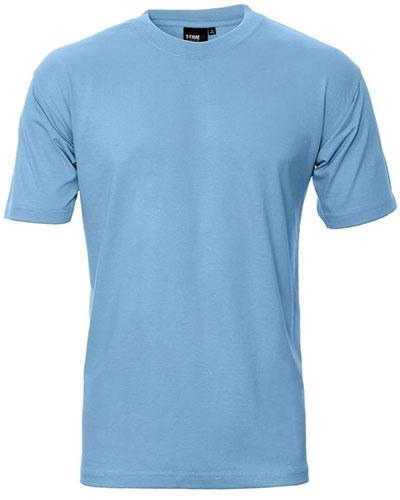 tshirt t time 0510 ljusbla