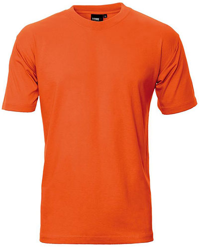 tshirt t time 0510 orange