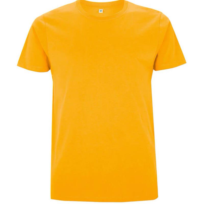 unisex organic cotton t shirt 3 gold