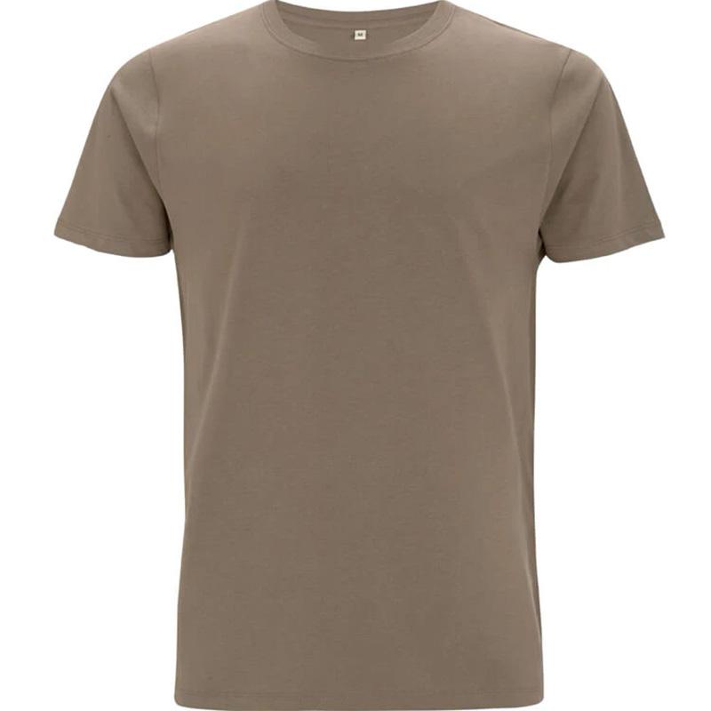 unisex organic cotton t shirt 3 walnut
