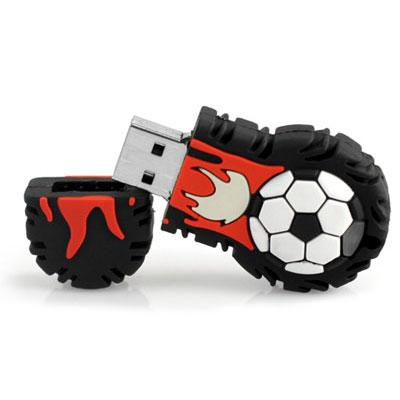 usb minne special fotboll