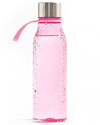 vattenflaska lean 50830 rosa