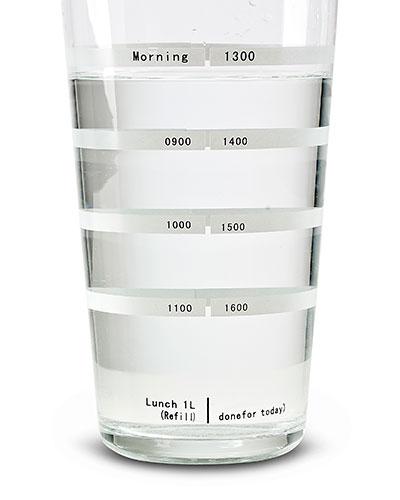 vattenkaraff 2L B62172 detalj