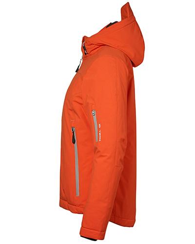 vinter softshell sidan dam 0899 orange