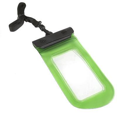 waterproof case 74037 lime