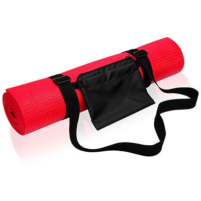 yogamatta TR096 Red