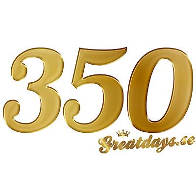 Greatdays gåvokort 350