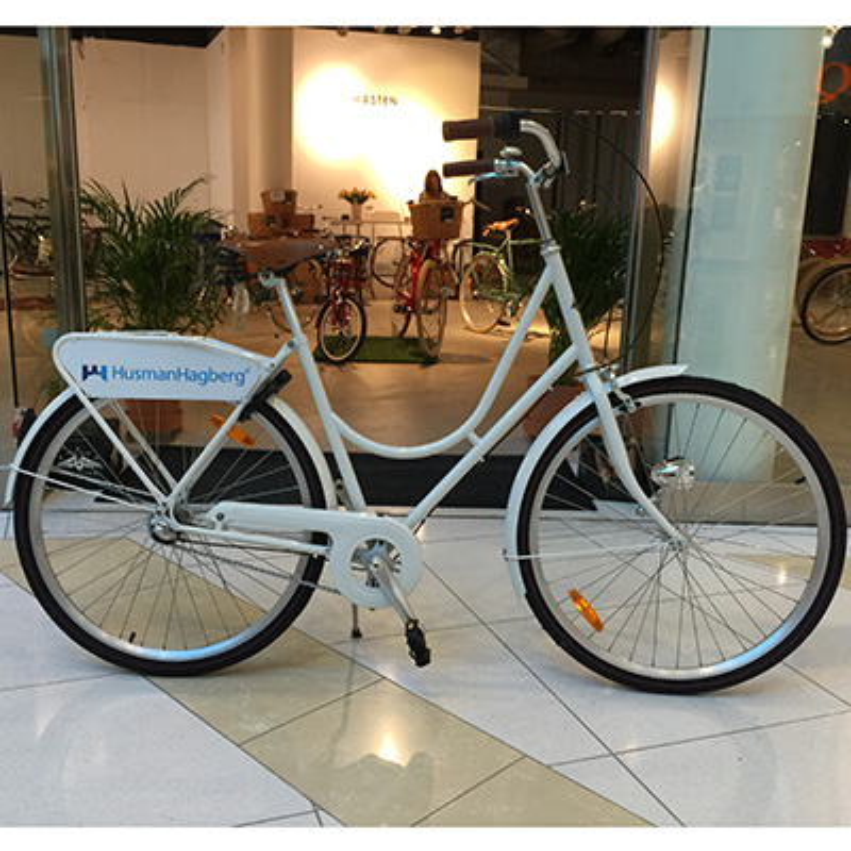 HusmanHagberg cykel