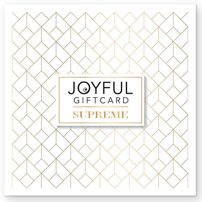 Joyful Giftcard Supreme 800