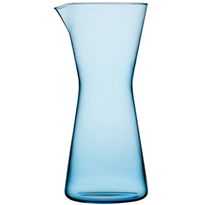 Kartio pitcher 95cl light blue