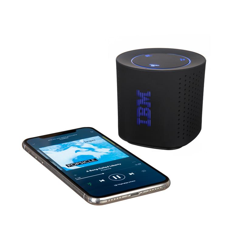 LED Bluesound speaker 1
