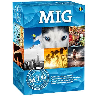MIG Blue