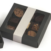 Chokladask minilyx