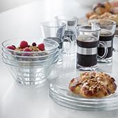 Frukostset f�r 4
