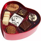Chokladhjärta