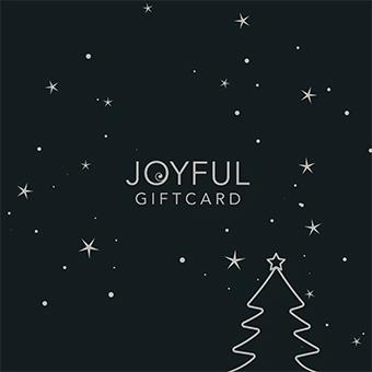 Joyful Giftcard 220