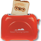 Br�drost Logo Toaster