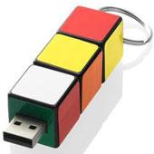 USB-minne Rubiks kub