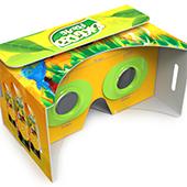 VR-glasögon 3D