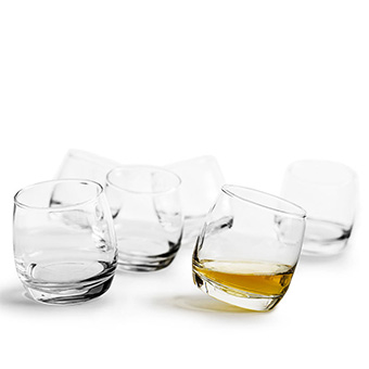 Whiskeyglas set