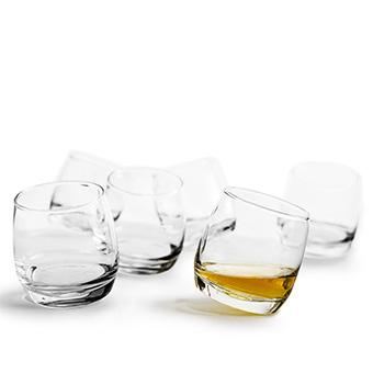 Whiskeyglas set