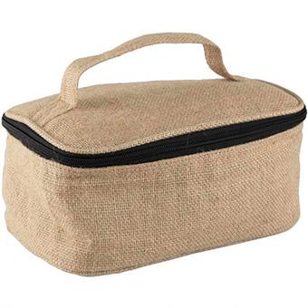 Cooler Lunch bag Jute