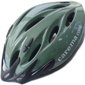 Cykelhj�lm egen design