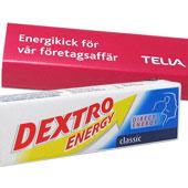 Dextro med tryck