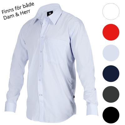 Dressad skjorta