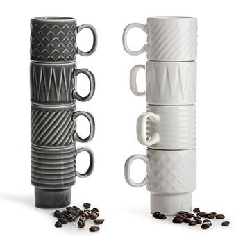 Espressomugg 4-pack Coffee & More