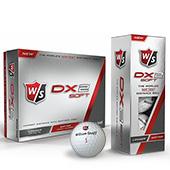 Golfboll Wilson DX 2 Soft