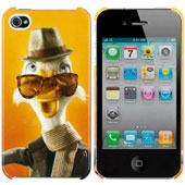 iPhone-skal med tryck