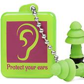 Öronproppar med tryck