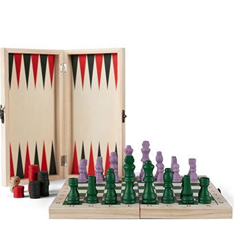 Schack/backgammon
