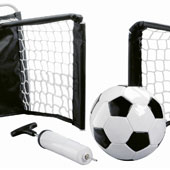 Strandfotboll set