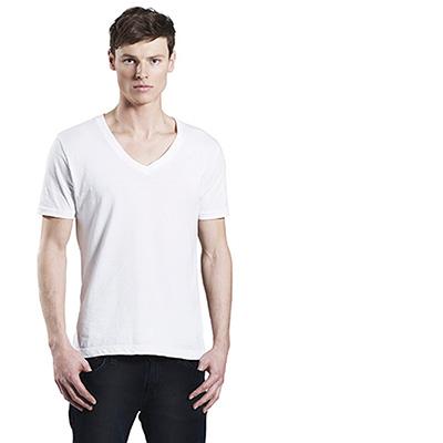 V-ringad t-shirt Eko