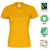 EKO T-shirt V-neck