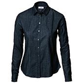 Damskjorta i denim