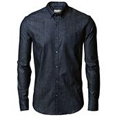 Herrskjorta i denim