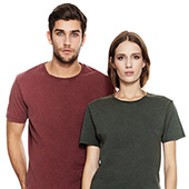 Stentvättad T-shirt
