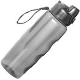 Vattenflaska 0,75 liter