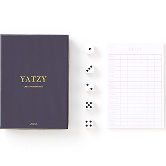 Yatzy Coffee Table