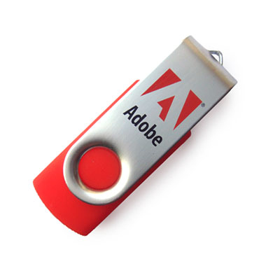 USB minne Twister Adobe