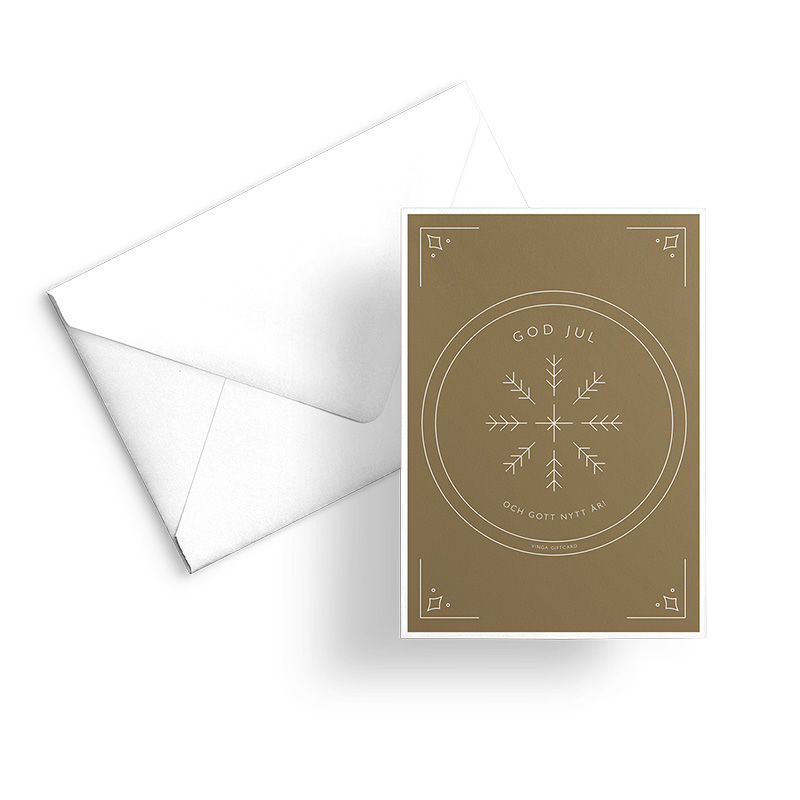 Vinga giftcard PK160