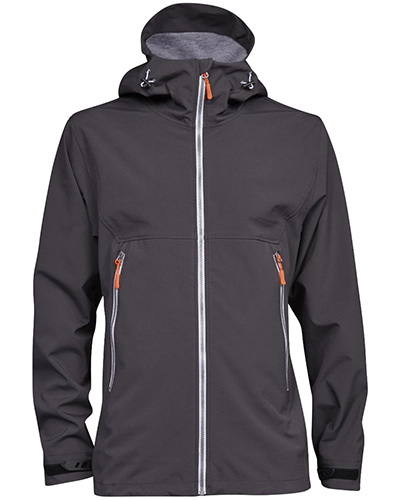 active soft shell herr gra